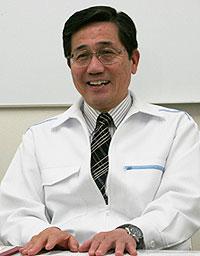 千住技研株式会社 代表取締役社長 佐藤 勇