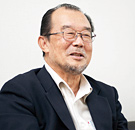 株式会社コムテック 代表取締役会長 笹栗 紘二