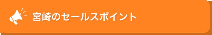 宮崎のセールスポイント